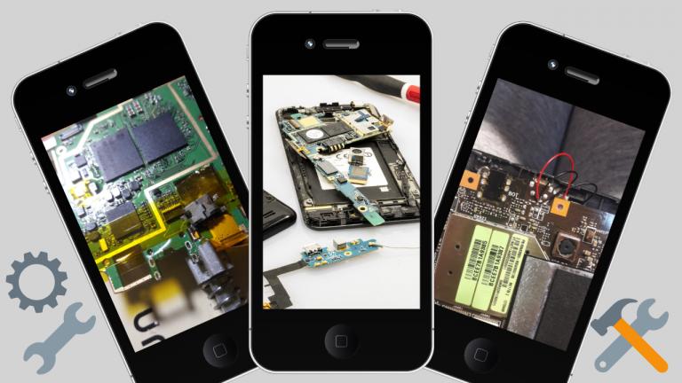 ОЕМ и Видове резервни части за мобилни телефони