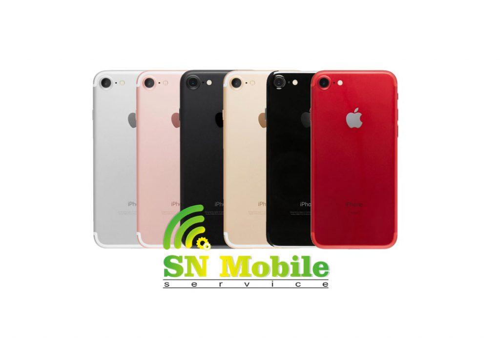 Сервиз и ремонт на iphone 7