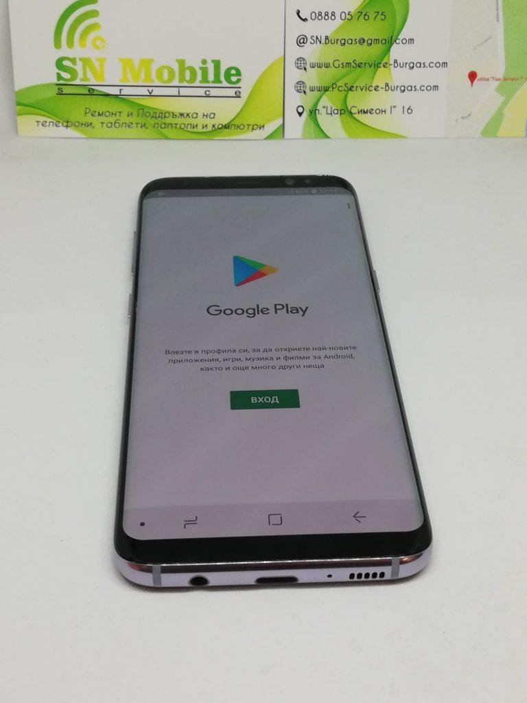 Смяна на стъкло на Samsung