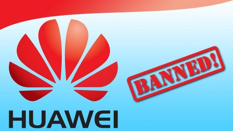 Нови санкции срещу Huawei