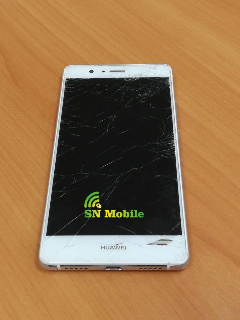Смяна на дисплей на Huawei p9 lite