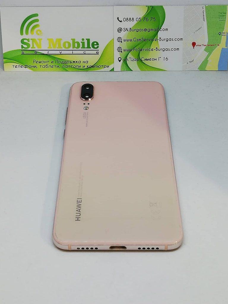 Смяна на задно стъкло на Huawei p20 lite