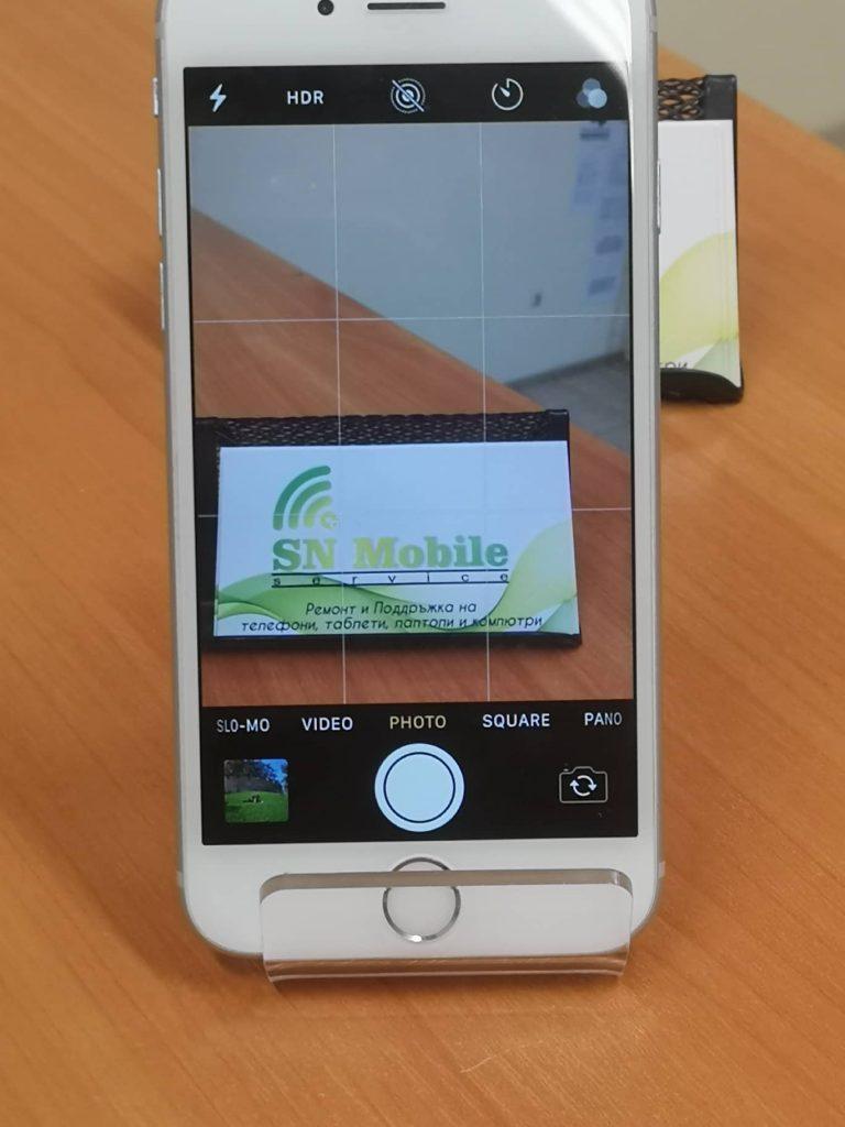 Сервиз и ремонт на камера на iphone 6
