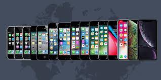 Еволюцията на iPhone