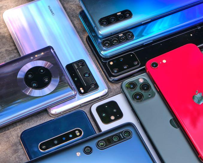 Всички модели мобилни телефони
