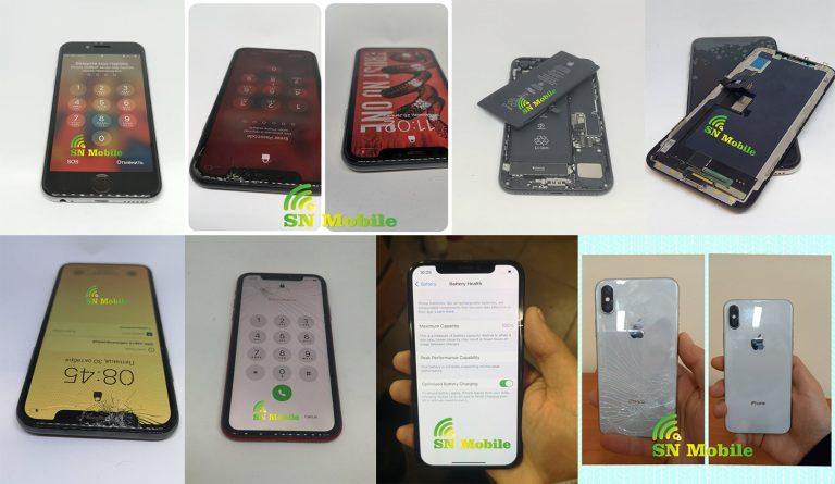 Ремонт на iPhone Бургас